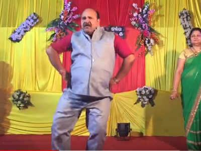 Sanjeev Shrivastava - Dancing Uncle