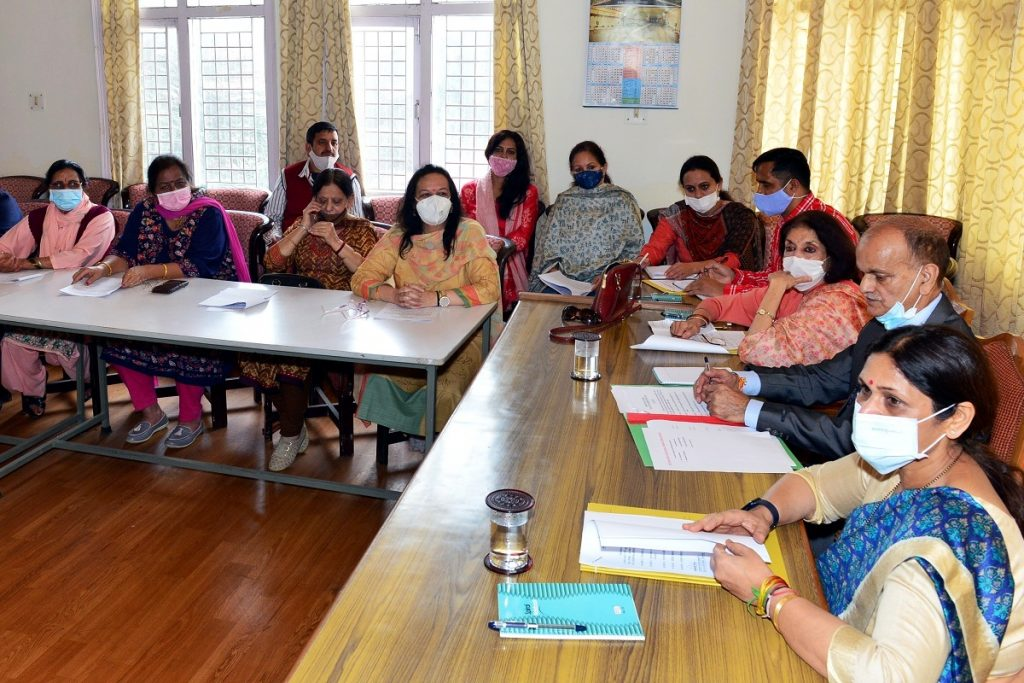 Training and consultation workshop on women health to be organised on 18th September: Dr. Sadhana Th