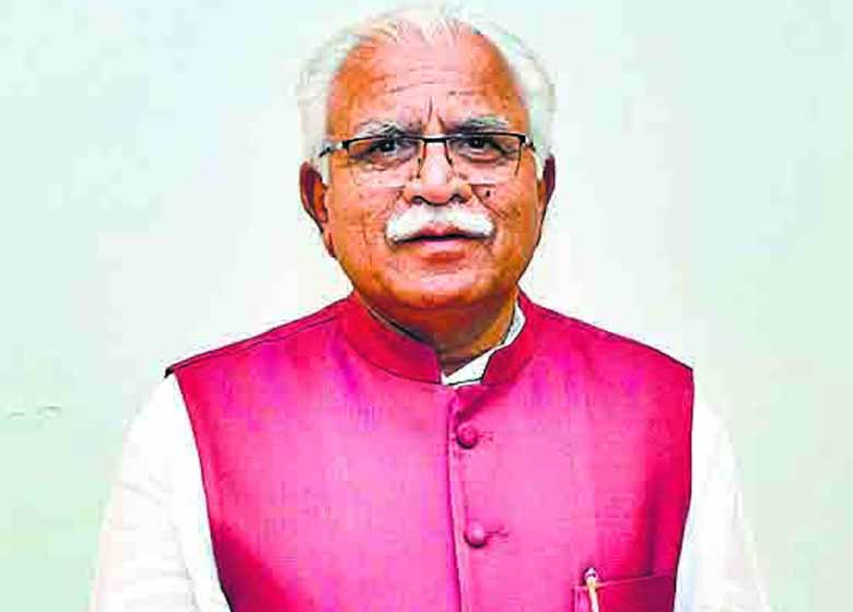 Nitin Gadkari, Manohar Lal inspects the construction of Delhi-Mumbai Expressway