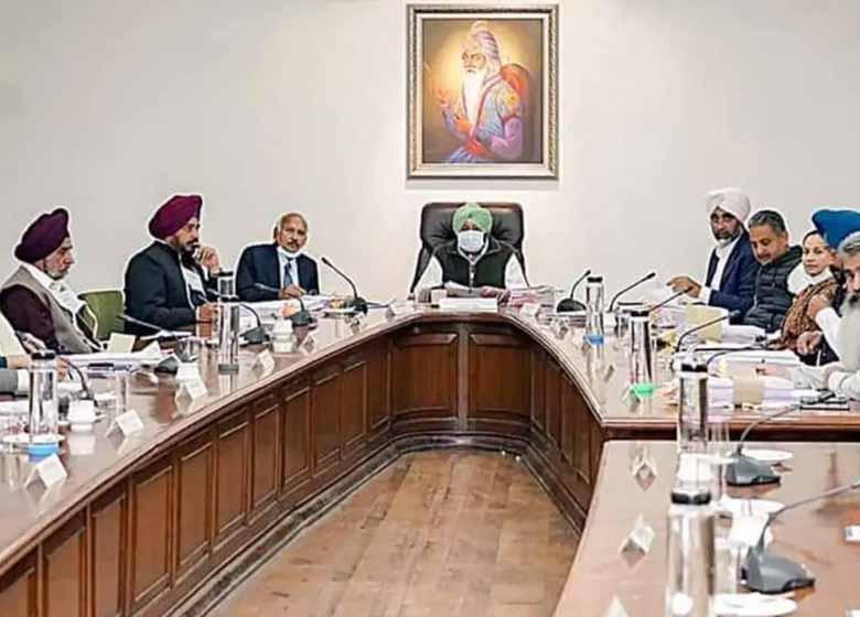 मंत्रीमंडल द्वारा खरीफ मार्किटिंग सीजन 2021-22 के लिए पंजाब कस्टम मिलिंग नीति को मंजूरी, धान के खरीद प्रबंधों को स्वीकृति