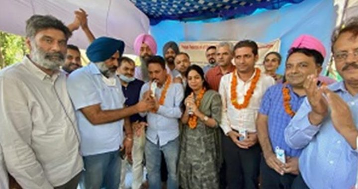 1158 posts in government colleges will be filled up within 45 days pargat singh