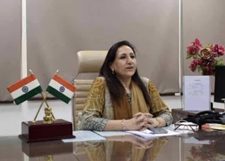 director general, eci reviews media management in wake of upcoming assembly polls for punjab
