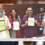 "Health Minister, Sh. Anil Vij launches ""Swasth Haryana"" App"