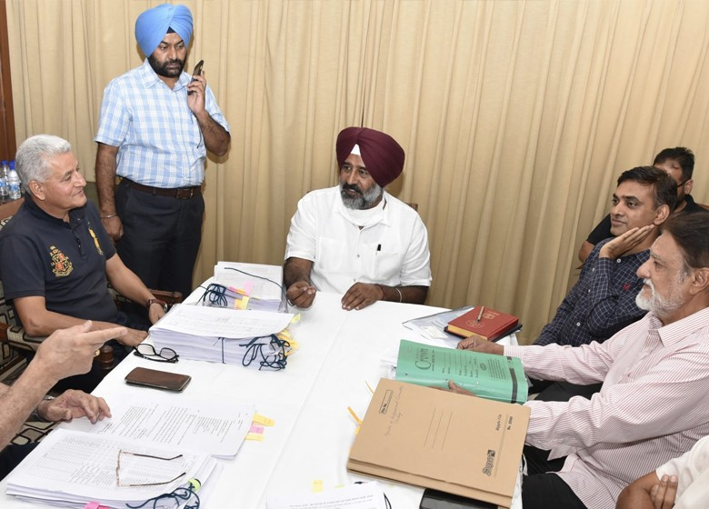 sports minister pargat singh approves cash prizes for over 3000 players and coaches for 2018-19 and 2019-20