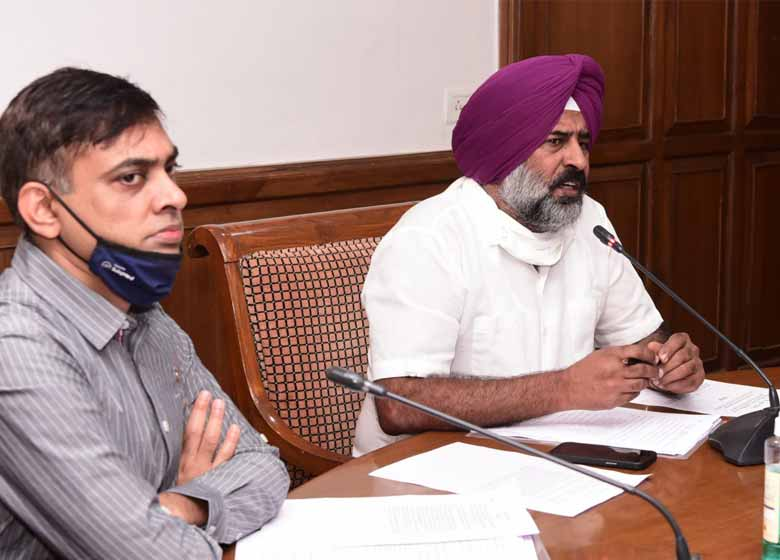 Sports Officers and coaches should leave paperwork and be seen in Playgrounds: Pargat Singh